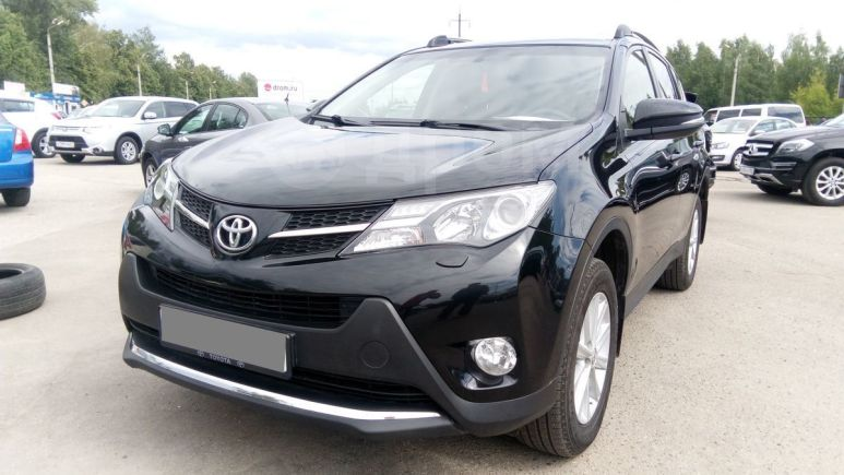 Toyota RAV4, 2014 год, 1 160 000 руб.