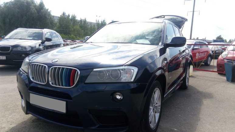 BMW X3, 2012 год, 1 299 000 руб.