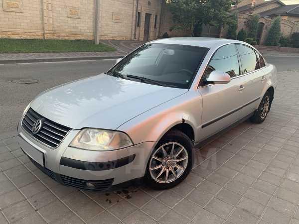 Volkswagen Passat, 2004 год, 199 000 руб.