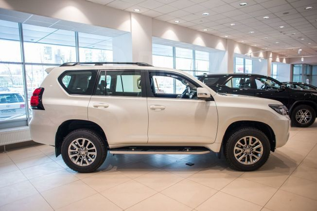 Toyota Land Cruiser Prado, 2019 год, 3 652 000 руб.