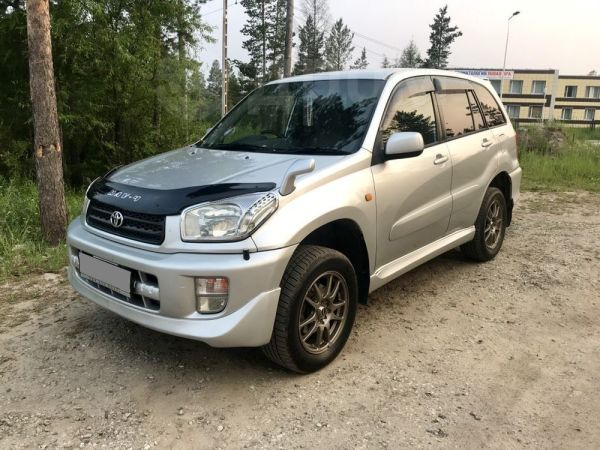Toyota RAV4, 2000 год, 520 000 руб.