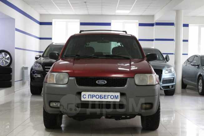 Ford Escape, 2001 год, 265 000 руб.
