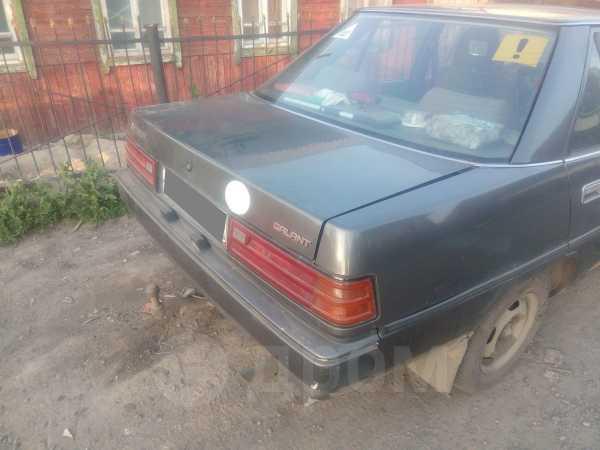 Mitsubishi Galant, 1987 год, 80 000 руб.