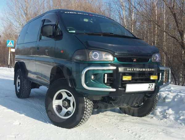 Mitsubishi Delica, 1997 год, 700 000 руб.