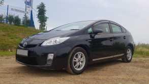 Хабаровск Toyota Prius 2011