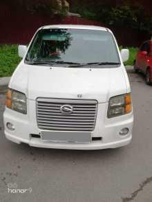 Владивосток Wagon R Solio 2000