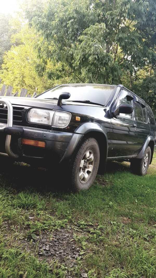 Nissan Terrano, 1997 год, 425 000 руб.