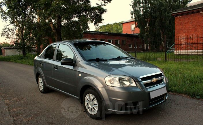 Chevrolet Aveo, 2006 год, 250 000 руб.
