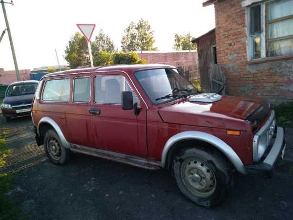 Лада 4x4 2131 Нива, 1995 год, 100 000 руб.