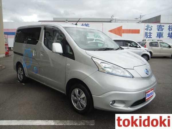 Nissan e-NV200, 2016 год, 920 000 руб.