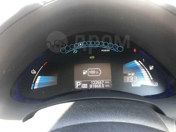 Nissan Leaf, 2014 год, 505 000 руб.