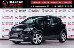 Новосибирск Opel Mokka 2013