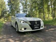 Иркутск Toyota Crown 2015