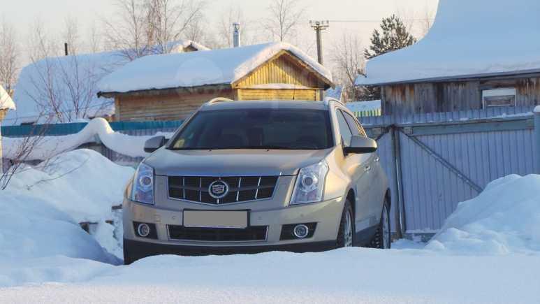 Cadillac SRX, 2011 год, 1 000 000 руб.