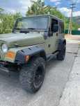 Jeep Wrangler, 2003 год, 770 000 руб.