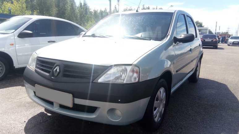 Renault Logan, 2007 год, 228 000 руб.