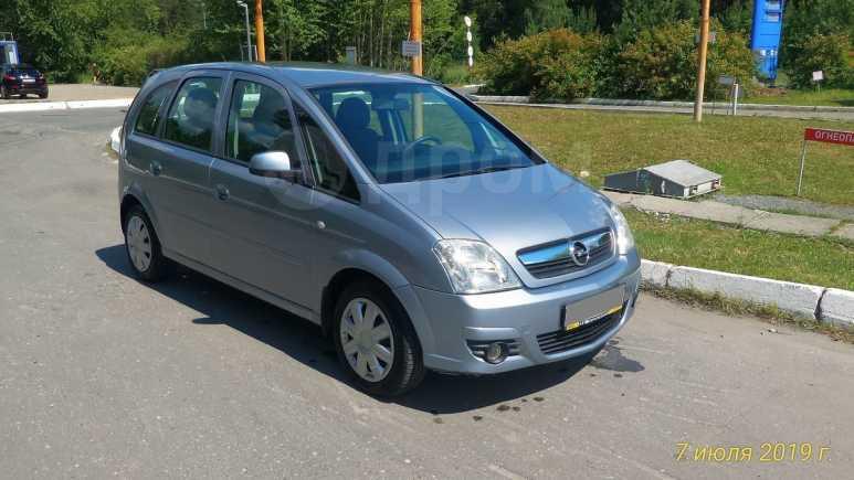 Opel Meriva, 2007 год, 350 000 руб.