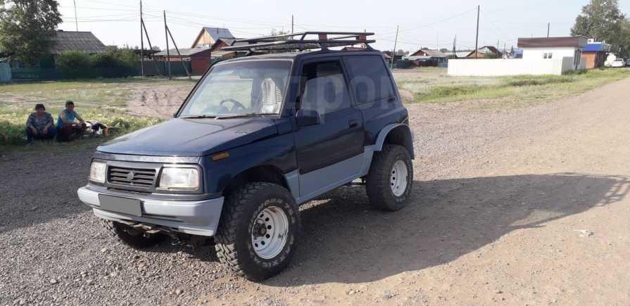 Suzuki Escudo, 1993 год, 180 000 руб.