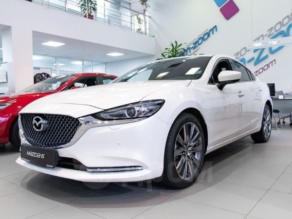 Mazda Mazda6, 2019 год, 1 845 000 руб.