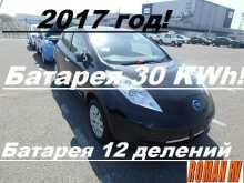 Владивосток Leaf 2017