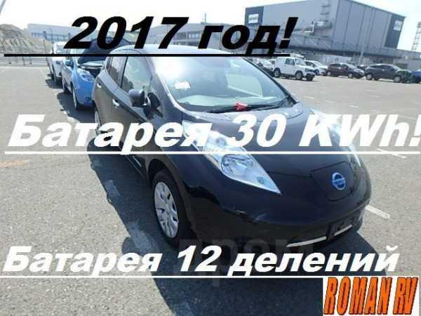 Nissan Leaf, 2017 год, 870 000 руб.