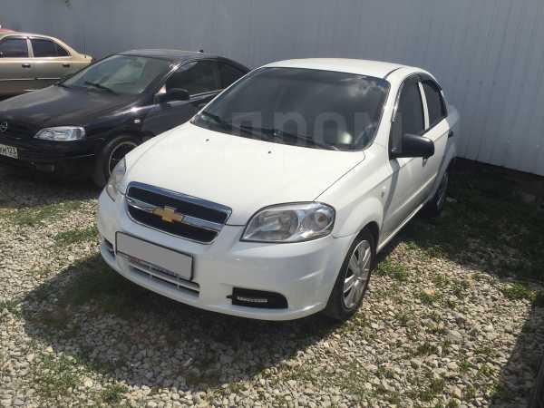 Chevrolet Aveo, 2010 год, 288 000 руб.