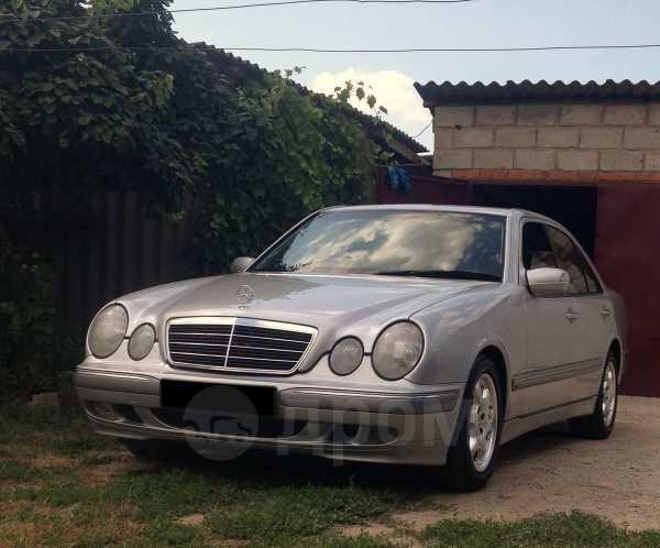 Mercedes-Benz E-Class, 2001 год, 620 000 руб.