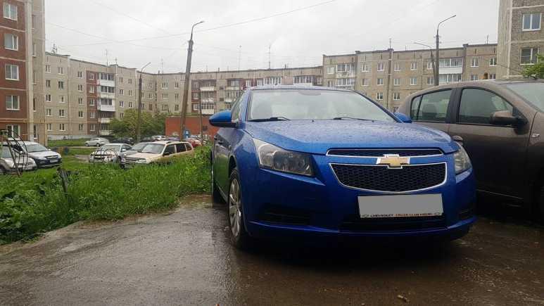 Chevrolet Cruze, 2009 год, 333 000 руб.