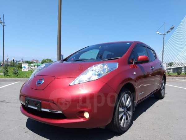 Nissan Leaf, 2013 год, 479 000 руб.