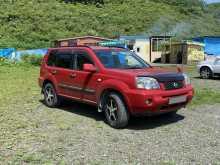 Владивосток X-Trail 2004