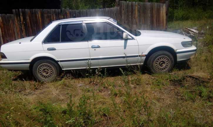 Nissan Bluebird, 1988 год, 90 000 руб.