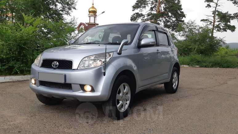 Toyota Rush, 2007 год, 727 000 руб.