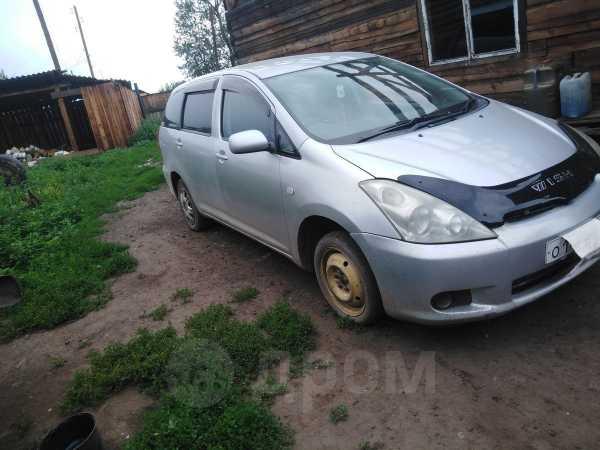 Toyota Wish, 2003 год, 350 000 руб.