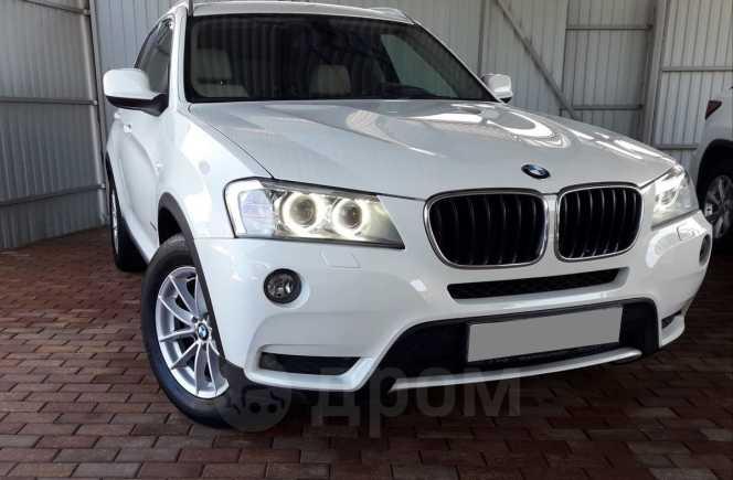 BMW X3, 2012 год, 1 220 000 руб.