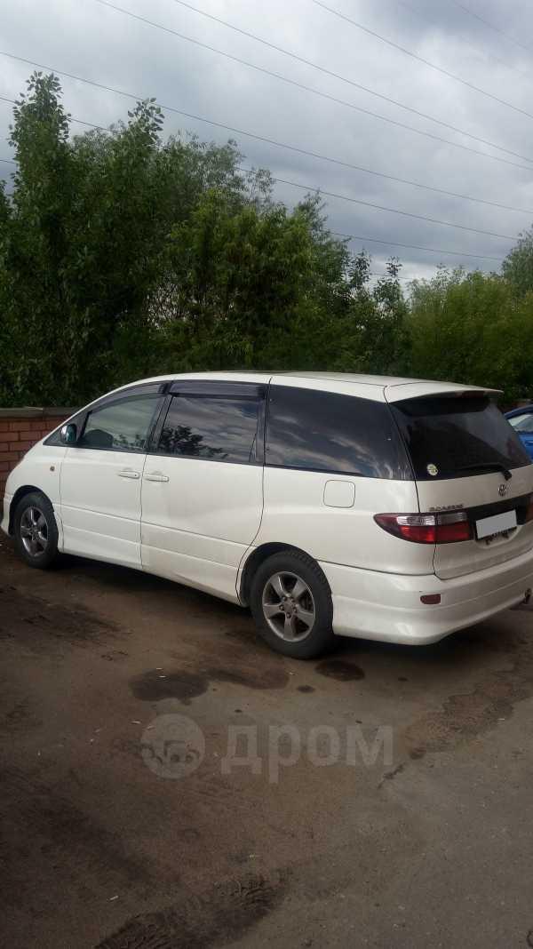 Toyota Estima, 2002 год, 280 000 руб.