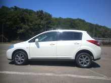 Сочи Nissan Tiida 2012