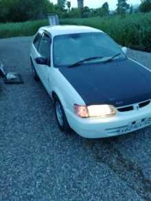Сибирцево Corolla II 1998