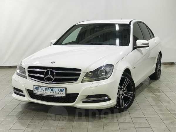 Mercedes-Benz C-Class, 2013 год, 775 000 руб.