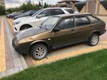 Москва Лада 2109 1999