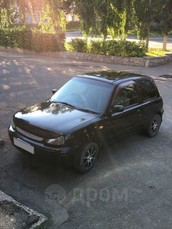 Nissan March, 1997 год, 165 000 руб.