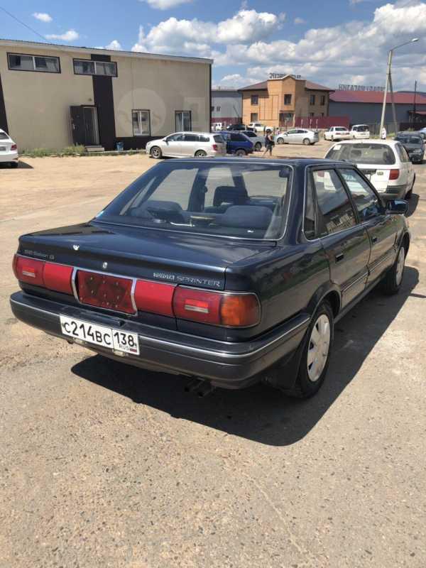Toyota Sprinter, 1990 год, 130 000 руб.