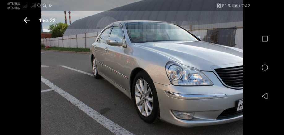 Toyota Crown Majesta, 2006 год, 385 000 руб.