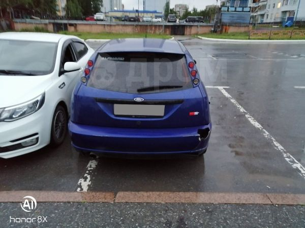 Ford Focus, 2002 год, 85 000 руб.