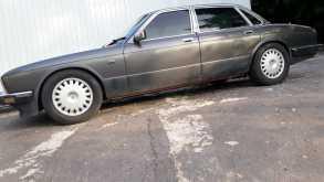 Воронеж Jaguar XJ 1989