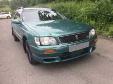Владивосток Nissan Stagea 1996
