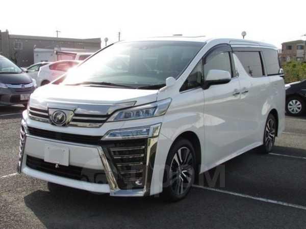Toyota Vellfire, 2017 год, 1 600 000 руб.