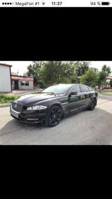 Хабаровск Jaguar XJ 2011