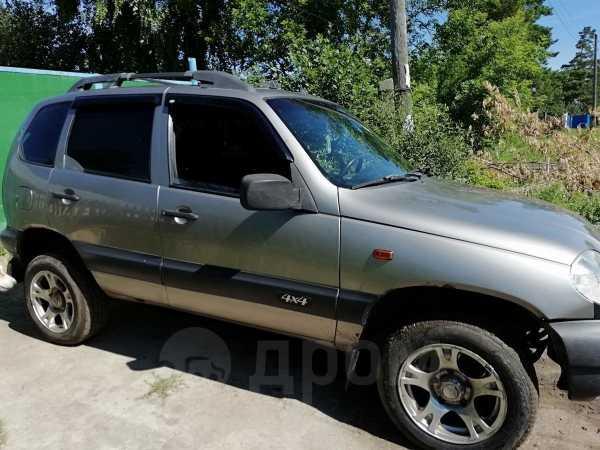 Chevrolet Niva, 2008 год, 190 000 руб.