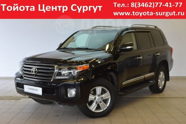 Toyota Land Cruiser, 2015 год, 2 620 000 руб.