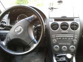 Анапа Mazda6 2005